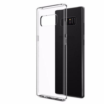 Ultrathin Shock-absorption Bumper Tpu Clear Case for Samsung Galaxy Note 8