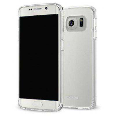 Ultrathin Shock-absorption Bumper TPU Clear Case for Samsung Galaxy S6 Edge