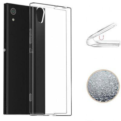 Ultrathin Shock-absorption Bumper Tpu Clear Case for Sony Xperia Xa1
