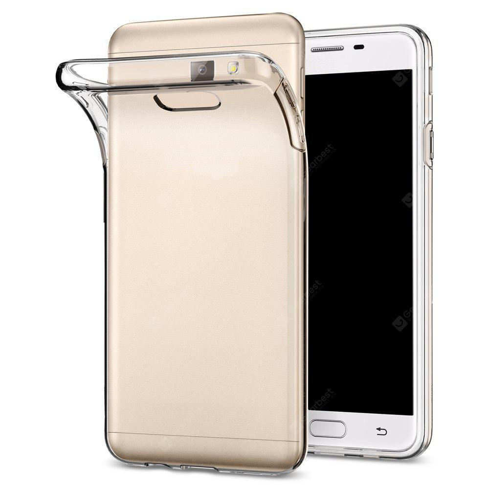 Ultrathin Shock-absorption Bumper Tpu Clear Case for Samsung J7 Prime