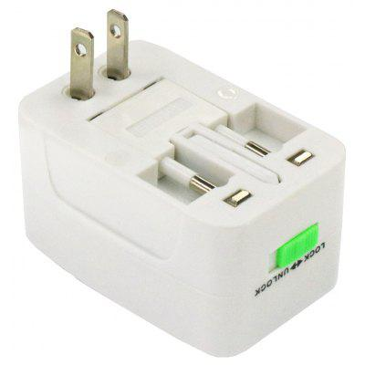 Ac110-250v / 10A Global Conversion Plug / Universal Travel Charge