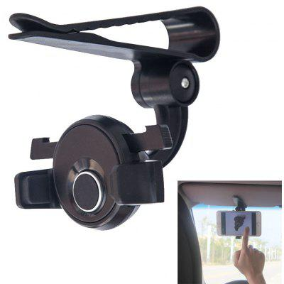 Car Sunshade 360 Degree Rotating Car Phone Navigation Device Bracket