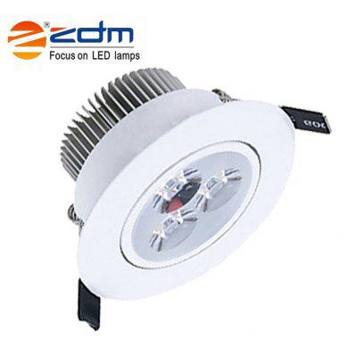 ZDM 3X2W 400-450LM LEDCeiling Lamps Warm / Cool / Natural White AC85-265V
