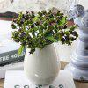 Buy Simulation Small Pomegranate Berry Home Decoration Artificial Flower GREEN