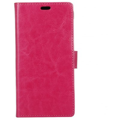 Buy TUTTI FRUTTI Kazine Crazy Horse Texture Leather Wallet Case for Alcatel I Dol x + for $2.99 in GearBest store