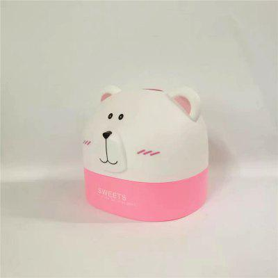 Creativity Lovely Polar Bear Tissue Box for StorageStorage Boxes &amp; Bins<br>Creativity Lovely Polar Bear Tissue Box for Storage<br><br>Functions: Living Room, Bedroom, Dining Room, Office<br>Materials: Plastic, PP<br>Package Contents: 1 x Tissue Box<br>Package Size(L x W x H): 17.50 x 6.00 x 16.00 cm / 6.89 x 2.36 x 6.3 inches<br>Package weight: 0.4500 kg<br>Product Size(L x W x H): 16.50 x 5.00 x 15.00 cm / 6.5 x 1.97 x 5.91 inches<br>Product weight: 0.3800 kg<br>Types: Storage Boxes and Bins