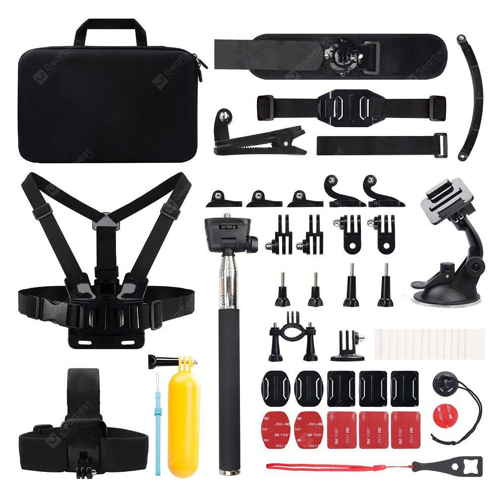 Action Camera Outdoor Sports Combo Accessories