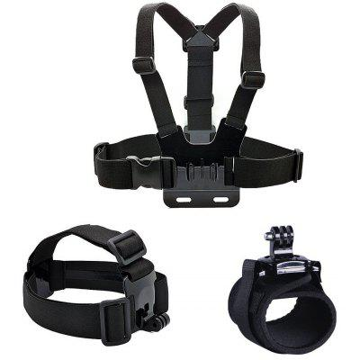 Chest Strap Headband Hand Band Accessories for Gopro