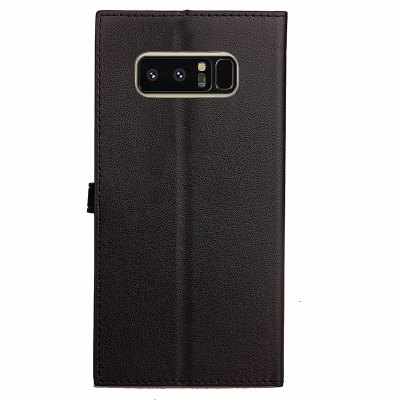 Yc Fine Buckle Card Lanyard Pu Leather for Samsung Note 8 velcro business card lanyard pu leather for huawei honor 8 pro