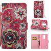 Tulip Flower 3D Painted Pu Phone Case for Lg Stylus2 Ls775 - COLORMIX