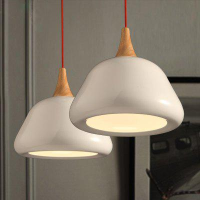 Lanshi Mushroom A Chandelier A Light Bulb Lighting D-8036