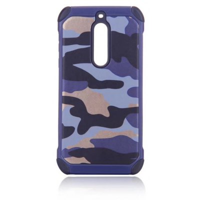 Armure Shockproof Camouflage Pattern Case pour Nokia 5