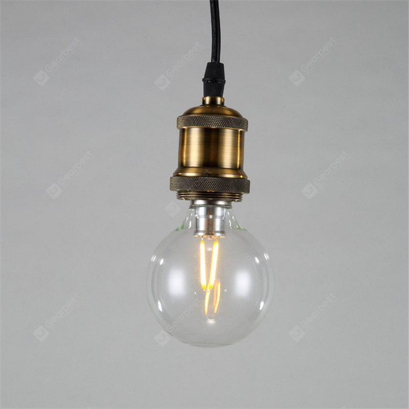 Retro Simple Copper Pendant Lamp Lighting Dd-05