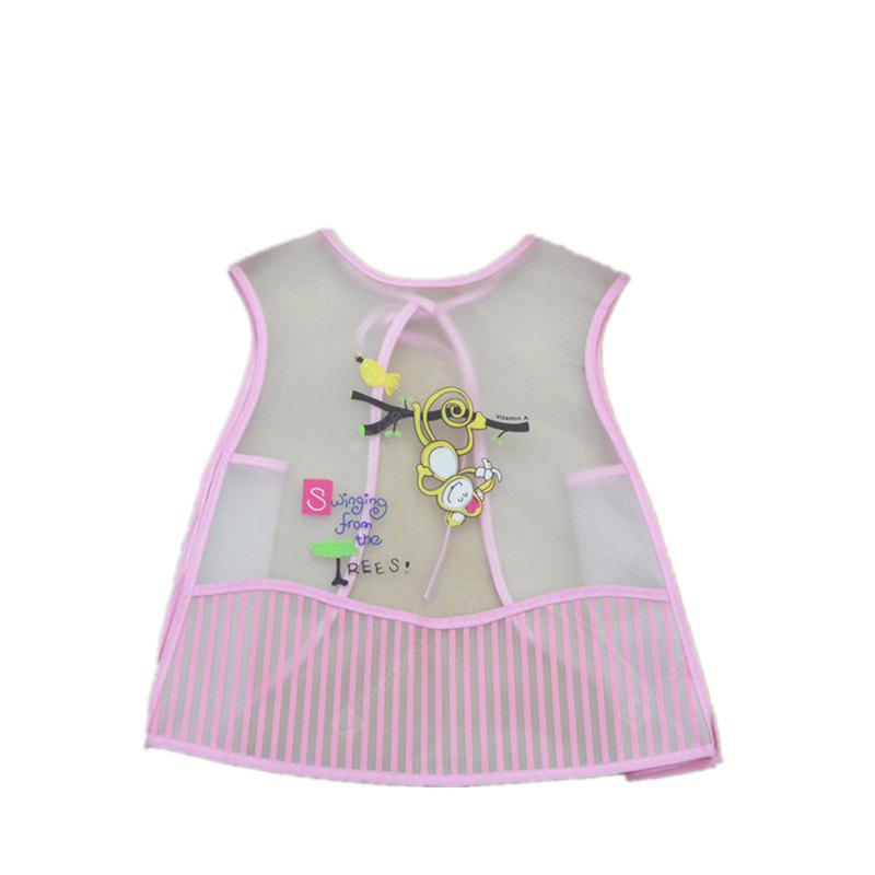 The Waistcoat Eva Semi Transparent Wash Vest Anti Dressing Nipple