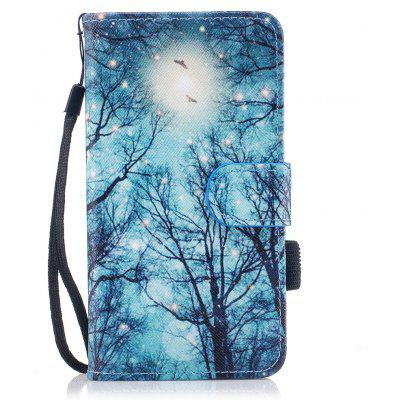 Buy #04 Color Pattern Flip PU Leather Wallet Case with Sling for Huawei Y5-II for $4.59 in GearBest store