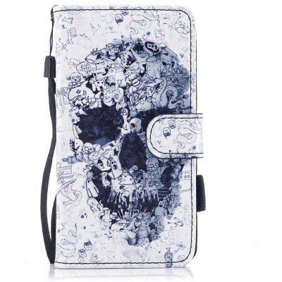Buy #07 Color Pattern Flip PU Leather Wallet Case with Sling for Huawei Y5-II for $4.59 in GearBest store