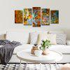 Stretched Canvas Print Cosmic Stars Modern Wall Art for Home Decoration Ready To Hang - COLORMIX