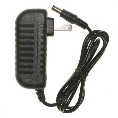 Buy BLACK High Power AC 100 240V DC 12V 1A Power Supply Adapter Transformer Eu / Au Plug for $2.85 in GearBest store