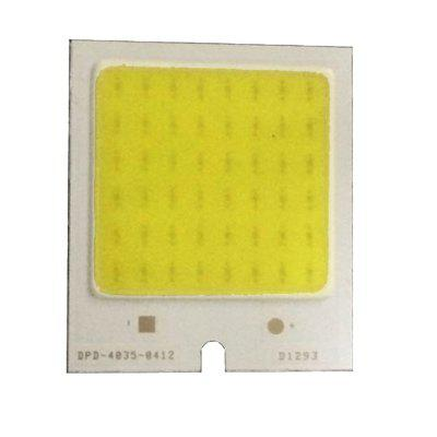 YouOkLight 4PCS 4W DC 12V 48LED COB Warm White / Cold White Light BeadsLED Accessories<br>YouOkLight 4PCS 4W DC 12V 48LED COB Warm White / Cold White Light Beads<br><br>Accessory type: Emitter<br>Color: Cool White,Warm White<br>Color Temperature or Wavelength: 3000K,6000-6500K<br>Material: Aluminum<br>Package Contents: 4 x Led Bulb<br>Package size (L x W x H): 4.00 x 3.50 x 1.00 cm / 1.57 x 1.38 x 0.39 inches<br>Package weight: 0.0320 kg<br>Product size (L x W x H): 3.50 x 3.00 x 1.00 cm / 1.38 x 1.18 x 0.39 inches<br>Product weight: 0.0070 kg