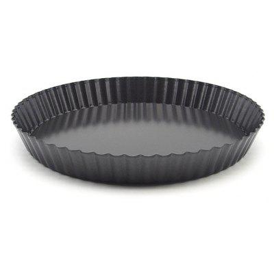 Circular Pizza cake Corrugated Pan Baking Molds