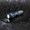 U`King Zq-X1061 Cree T6 1000LM 5 Mode Zoomable Camouflage Flashlight Torch Set 5500K Multiple Color - CAMOUFLAGE BLUE