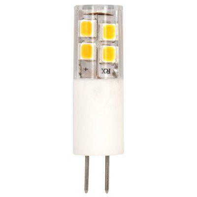 WeiXuan 3W Ceramic Base LED Bulb DC / AC 12V
