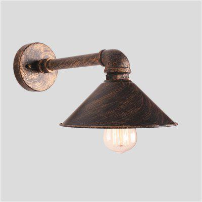Buy BRONZED Brightness Retro Industrial Water Pipe Wall Light for Decoration 220 240V for $54.60 in GearBest store