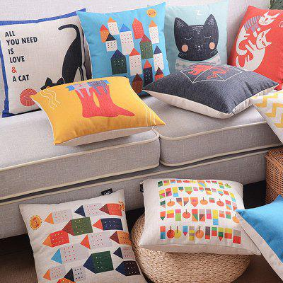 4PCS Good Quality Home Decoration Linen Cushion Cover Pillow CasePillow<br>4PCS Good Quality Home Decoration Linen Cushion Cover Pillow Case<br><br>Category: Pillow Case<br>For: All<br>Material: Cotton Linen<br>Occasion: Office, Dining Room, Bedroom, Bathroom, Kitchen Room, Living Room, KTV, Bar, School<br>Package Contents: 4 x Cushion Cover<br>Package size (L x W x H): 50.00 x 25.00 x 3.00 cm / 19.69 x 9.84 x 1.18 inches<br>Package weight: 0.8200 kg<br>Product size (L x W x H): 45.00 x 45.00 x 0.50 cm / 17.72 x 17.72 x 0.2 inches<br>Product weight: 0.8000 kg<br>Type: Fashion, Entertainment, Decoration, Safety, Eco-friendly, Comfortable, Leisure, Novelty