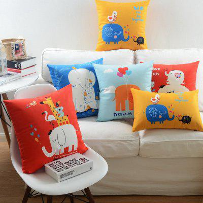 4PCS Good Quality Elephant Home Decoration Linen Cushion CoversPillow<br>4PCS Good Quality Elephant Home Decoration Linen Cushion Covers<br><br>Category: Pillow Case<br>For: All<br>Material: Cotton Linen<br>Occasion: Office, Dining Room, Bedroom, Bathroom, Kitchen Room, Living Room, KTV, Bar, School<br>Package Contents: 4 x Cushion Cover<br>Package size (L x W x H): 50.00 x 25.00 x 3.00 cm / 19.69 x 9.84 x 1.18 inches<br>Package weight: 0.8200 kg<br>Product size (L x W x H): 45.00 x 45.00 x 0.50 cm / 17.72 x 17.72 x 0.2 inches<br>Product weight: 0.8000 kg<br>Type: Fashion, Entertainment, Decoration, Safety, Eco-friendly, Comfortable, Leisure, Novelty