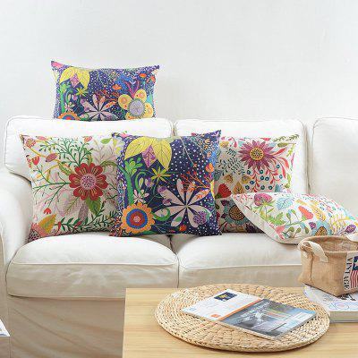 3PCS Good Quality Floral Home Decoration Linen Cushion CoverPillow<br>3PCS Good Quality Floral Home Decoration Linen Cushion Cover<br><br>Category: Pillow Case<br>For: All<br>Material: Cotton Linen<br>Occasion: Office, Dining Room, Bedroom, Bathroom, Kitchen Room, Living Room, KTV, Bar, School<br>Package Contents: 3 x Cushion Cover<br>Package size (L x W x H): 50.00 x 25.00 x 2.00 cm / 19.69 x 9.84 x 0.79 inches<br>Package weight: 0.6200 kg<br>Product size (L x W x H): 45.00 x 45.00 x 0.50 cm / 17.72 x 17.72 x 0.2 inches<br>Product weight: 0.6000 kg<br>Type: Fashion, Entertainment, Decoration, Safety, Eco-friendly, Comfortable, Leisure, Novelty