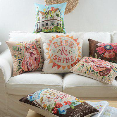 6PCS Good Quality Home Decoration Linen Cushion Cover Pillow CasesPillow<br>6PCS Good Quality Home Decoration Linen Cushion Cover Pillow Cases<br><br>Category: Pillow Case<br>For: All<br>Material: Cotton Linen<br>Occasion: Office, Bathroom, Living Room, KTV, Bedroom, Bar, Dining Room, School, Kitchen Room<br>Package Contents: 6 x Cushion Cover, 6 x Cushion Cover<br>Package size (L x W x H): 50.00 x 25.00 x 4.00 cm / 19.69 x 9.84 x 1.57 inches, 50.00 x 25.00 x 4.00 cm / 19.69 x 9.84 x 1.57 inches<br>Package weight: 1.2200 kg, 1.2200 kg<br>Product size (L x W x H): 45.00 x 45.00 x 0.50 cm / 17.72 x 17.72 x 0.2 inches, 45.00 x 45.00 x 0.50 cm / 17.72 x 17.72 x 0.2 inches<br>Product weight: 1.2000 kg, 1.2000 kg<br>Type: Eco-friendly, Entertainment, Safety, Decoration, Entertainment, Comfortable, Leisure, Decoration, Safety, Eco-friendly, Comfortable, Leisure, Novelty, Fashion, Fashion, Novelty