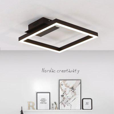 Everflower Max 32W Modern Simple LED Flush Mount 110-130V Ceiling LightFlush Ceiling Lights<br>Everflower Max 32W Modern Simple LED Flush Mount 110-130V Ceiling Light<br><br>Battery Included: No<br>Bulb Base: LED Integrated<br>Bulb Included: Yes<br>Chain / Cord Adjustable or Not: Chain / Cord Not Adjustable<br>Features: Bulb Included<br>Fixture Height ( CM ): 9<br>Fixture Length ( CM ): 43<br>Fixture Material: Metal<br>Fixture Width ( CM ): 40<br>Light Source Color: White<br>Package Contents: 1 x Lamp Body, 1 x Fittings Bag<br>Package size (L x W x H): 48.00 x 48.00 x 15.00 cm / 18.9 x 18.9 x 5.91 inches<br>Package weight: 2.5000 kg<br>Shade Material: Acrylic<br>Style: Chic &amp; Modern, Simple Style, Modern/Contemporary, LED<br>Suggested Room Size: 5 - 10?<br>Suggested Space Fit: Bedroom,Cafes,Dining Room,Indoors,Living Room<br>Type: Flush Mount<br>Voltage ( V ): AC110 - 130<br>Wattage (W): &gt;20<br>Wattage per Bulb ( W ): 32