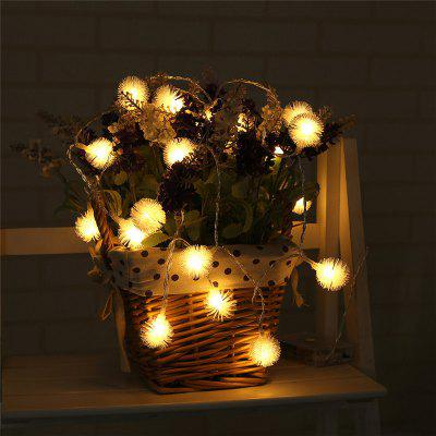 Perfect 20 LED Dandelion Christmas Tree Shaped String Lights Decoration Colored  Lamp ...