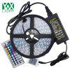 Buy Ywxlight 5M 5050 72W Led Light Strip 44 Keys Remote Control 5A Adapter Ac 100 - 240V WHITE AND BLACK