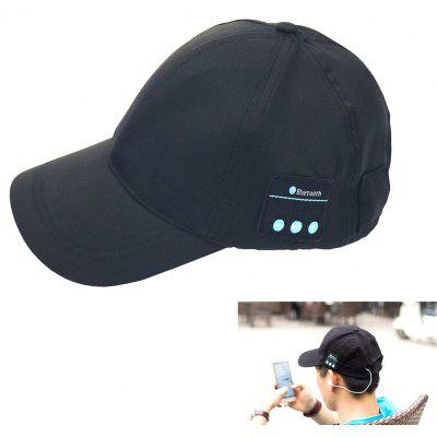 Bluetooth Music Baseball Cap handsfree Calling Bluetooth Headset