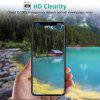 [3d Full Coverage] [9h Hardness] [Ultra Thin][Hd Clear] Tempered Glass Screen Protector Bubble-Free Anti-Scratch Protective Film for Apple Iphone x - Black - TRANSPARENT