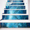Buy Moon Forest Stair Sticker Wall Decor MIXED COLOR
