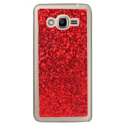 Yc Powder Coated Leather All Wrapped Tpu Mobile Phone Case for Samsung J2 Prime