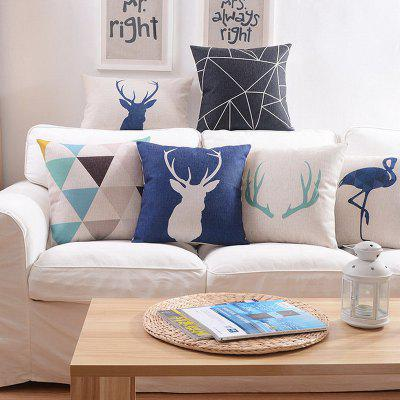 6PCS Good Quality Home Decoration Cushion CoversPillow<br>6PCS Good Quality Home Decoration Cushion Covers<br><br>Category: Pillow Case<br>For: All<br>Material: Cotton Linen<br>Occasion: Office, Dining Room, Bedroom, Bathroom, Kitchen Room, Living Room, KTV, Bar, School<br>Package Contents: 6 x Cushion Cover<br>Package size (L x W x H): 50.00 x 25.00 x 4.00 cm / 19.69 x 9.84 x 1.57 inches<br>Package weight: 1.2200 kg<br>Product size (L x W x H): 45.00 x 45.00 x 0.50 cm / 17.72 x 17.72 x 0.2 inches<br>Product weight: 1.2000 kg<br>Type: Fashion, Entertainment, Decoration, Safety, Eco-friendly, Comfortable, Leisure, Novelty