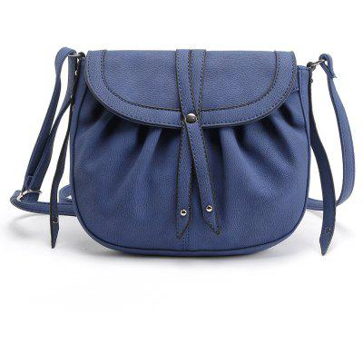 Buy SAILOR 1PC Auhwone Women Small Crosbody Messenger Bags Pu Leather Saddle Bags Ladies Shoulder Bags Female Vintage Bag Bolsas Feminina for $18.90 in GearBest store