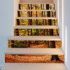 Fall Forest Style Stair Sticker Wall Decor - MIX COLOR