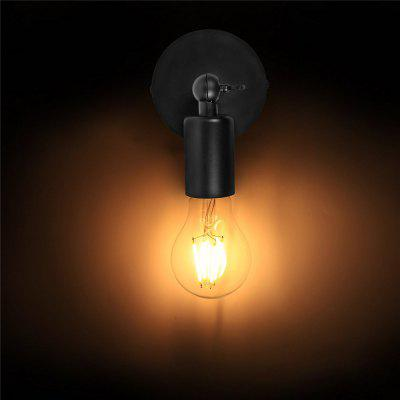 Brightness Mini Fixture Industrial Retro Rustic Loft Antique 110 - 120V Wall LampWall Lights<br>Brightness Mini Fixture Industrial Retro Rustic Loft Antique 110 - 120V Wall Lamp<br><br>Bulb Base: E26,E27<br>Bulb Included: No<br>Fixture Material: Metal<br>Number of Bulbs: 1<br>Package Contents: 1 x Light, 1 x Assembly Part<br>Package size (L x W x H): 15.00 x 15.00 x 15.00 cm / 5.91 x 5.91 x 5.91 inches<br>Package weight: 0.3500 kg<br>Power Supply: 110 - 240V/50 - 60Hz<br>Production Mode: Self-produce<br>Selling Point: Mini Style<br>Style: Antique, Rustic Lodge, Vintage, Vintage antique<br>Suggested Room Size: 0 - 50 Square Meters<br>Type: Wall Sconces<br>Voltage: 110 - 120V<br>Wattage: 60W<br>Wattage per Bulb ( W ): 60