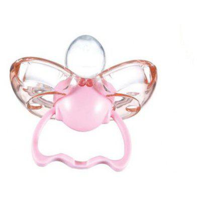 The Silicone Pacifier Is Automatically Closed To Pacify The Nipple