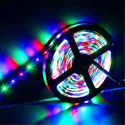 Buy RGB Ywxlight 5M 5050 SMD LED Strip Light RGB Full Color Flexible Tape Non-Waterproof DC 12V for $11.67 in GearBest store
