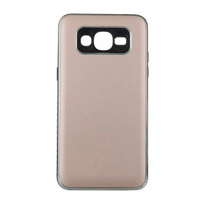 Two-In-One Tpu + Aluminum Alloy Plating Scrub Phone Case for Samsung Galaxy J2 PrimeSamsung J Series<br>Two-In-One Tpu + Aluminum Alloy Plating Scrub Phone Case for Samsung Galaxy J2 Prime<br><br>Color: Rose Gold,Silver,Black,Blue,Gold,Rose Madder<br>Features: Back Cover, Dirt-resistant<br>For: Samsung Mobile Phone<br>Functions: Camera Hole Location<br>Material: TPU, Aluminium Alloy<br>Package Contents: 1 x Phone Case<br>Package size (L x W x H): 14.90 x 7.60 x 1.20 cm / 5.87 x 2.99 x 0.47 inches<br>Package weight: 0.0560 kg<br>Style: Solid Color, Novelty, Metal Finish<br>Using Conditions: Skiing,Cruise