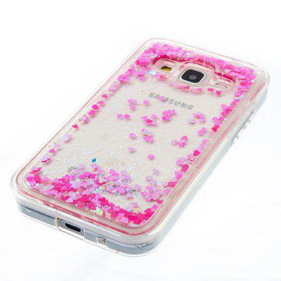 All Soft Tpu Quicksand Phone Case for Samsung Galaxy Grand Prime G360others<br>All Soft Tpu Quicksand Phone Case for Samsung Galaxy Grand Prime G360<br><br>Features: Back Cover<br>For: Samsung Mobile Phone<br>Material: TPU<br>Package Contents: 1 x Phone Case<br>Package size (L x W x H): 13.50 x 7.00 x 1.30 cm / 5.31 x 2.76 x 0.51 inches<br>Package weight: 0.0430 kg<br>Style: Novelty