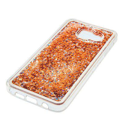 All Soft Tpu Quicksand Phone Case for Samsung Galaxy A3 2016All Soft Tpu Quicksand Phone Case for Samsung Galaxy A3 2016<br><br>Features: Back Cover<br>For: Samsung Mobile Phone<br>Material: TPU<br>Package Contents: 1 x Phone Case<br>Package size (L x W x H): 13.50 x 6.50 x 1.20 cm / 5.31 x 2.56 x 0.47 inches<br>Package weight: 0.0380 kg<br>Style: Novelty