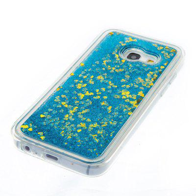 All Soft Tpu Quicksand Phone Case for Samsung Galaxy A3 2017Samsung A Series<br>All Soft Tpu Quicksand Phone Case for Samsung Galaxy A3 2017<br><br>Features: Back Cover<br>For: Samsung Mobile Phone<br>Material: TPU<br>Package Contents: 1 x Phone Case<br>Package size (L x W x H): 13.50 x 7.00 x 1.20 cm / 5.31 x 2.76 x 0.47 inches<br>Package weight: 0.0450 kg<br>Style: Novelty