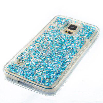 All Soft Tpu Quicksand Phone Case for Samsung Galaxy S5Samsung S Series<br>All Soft Tpu Quicksand Phone Case for Samsung Galaxy S5<br><br>Features: Back Cover<br>For: Samsung Mobile Phone<br>Material: TPU<br>Package Contents: 1 x Phone Case<br>Package size (L x W x H): 14.50 x 8.00 x 1.30 cm / 5.71 x 3.15 x 0.51 inches<br>Package weight: 0.0460 kg<br>Style: Novelty