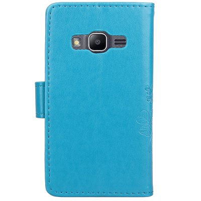 Yc Lucky Clover Holster Leaf Card Lanyard Pu Leather Case for Samsung J1 Mini PrimeSamsung J Series<br>Yc Lucky Clover Holster Leaf Card Lanyard Pu Leather Case for Samsung J1 Mini Prime<br><br>Color: Black,Blue,Purple,Brown,Gray,Rose Madder<br>Compatible with: SAMSUNG<br>Features: Full Body Cases, With Credit Card Holder, With Lanyard, Anti-knock<br>For: Samsung Mobile Phone<br>Material: PU Leather, TPU<br>Package Contents: 1 x Case<br>Package size (L x W x H): 14.00 x 8.00 x 2.00 cm / 5.51 x 3.15 x 0.79 inches<br>Package weight: 0.0500 kg<br>Product size (L x W x H): 13.00 x 7.20 x 1.50 cm / 5.12 x 2.83 x 0.59 inches<br>Product weight: 0.0490 kg<br>Style: Cute, Solid Color, Vintage/Nostalgic Euramerican Style, Novelty, Vintage